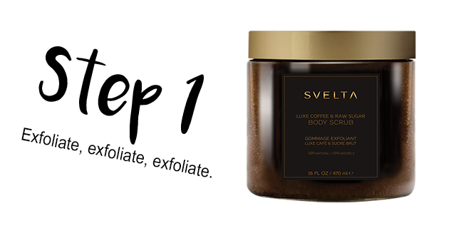 Your Summer Tan is Waiting for You…in a Bottle of SVELTA.